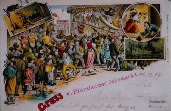 Pforzemer Mess 1897