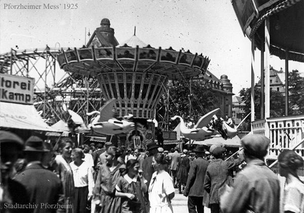 Pforzemer Mess 1925