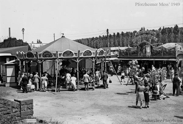 Pforzemer Mess 1949