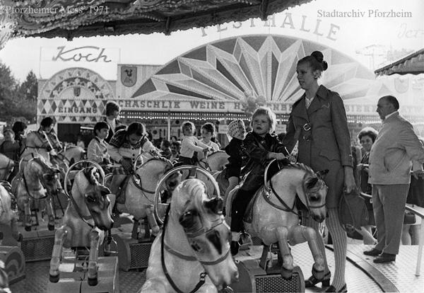 Pforzemer Mess 1971