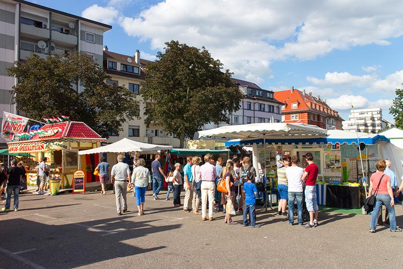 Pforzemer Mess Krämermarkt